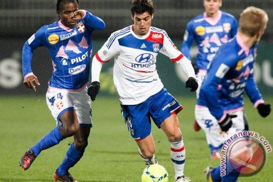 Hasil laga dan klasemen Liga Prancis, Stade de Reims di puncak