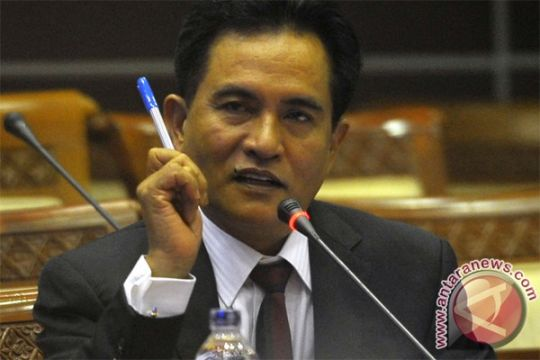 Yusril: gugatan Agung Laksono ditolak PN Jakpus