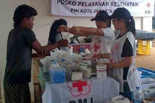 PMI DKI kembali salurkan bantuan untuk korban banjir