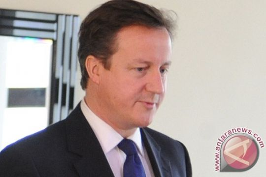 PM Inggris seru perundingan perdamaian di Suriah