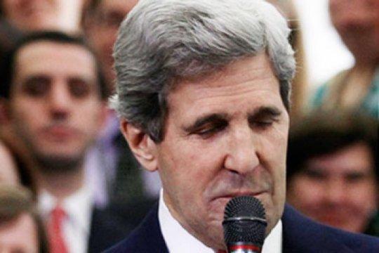 Kerry di Mesir desakkan konsensus politik