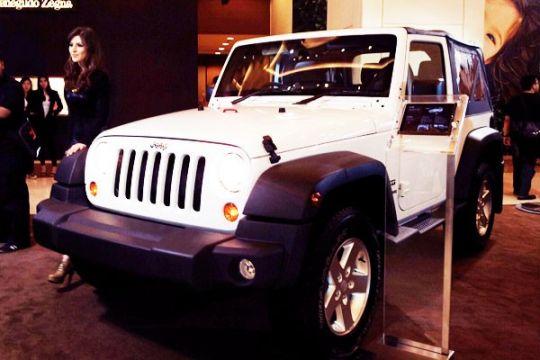 Inilah Jeep Wrangler 2013