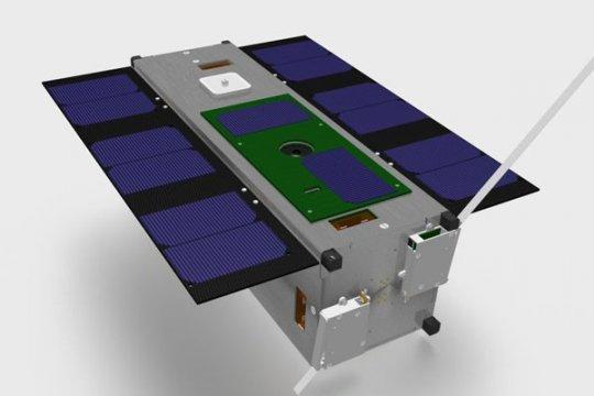 Ponsel pintar jadi otak satelit-nano Inggris