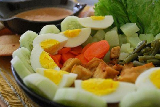 Sultra promosikan pangan lokal kepada Raja-Raja se-Nusantara