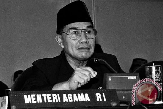 Mantan Menteri Agama Tarmizi Taher wafat