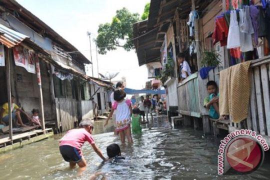 12 sekolah di Jambi diliburkan akibat banjir