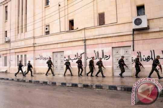 Prajurit muda Suriah rasakan sisi buram perang