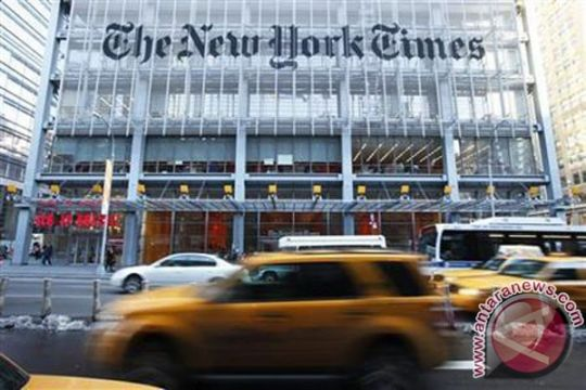 Pekerja surat kabar di AS terus berkurang