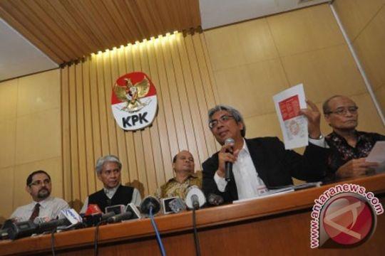 Birokrat dominasi calon penasihat KPK