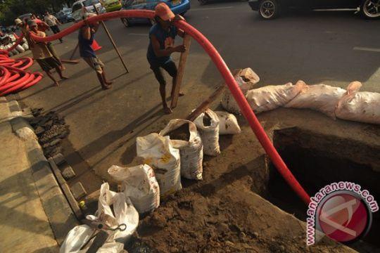 Ditreskrimsus Polda Metro selidiki gorong-gorong di Merdeka Selatan