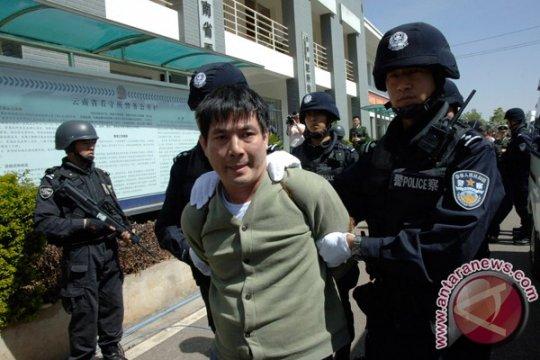 Pelaku pemerkosaan tiga gadis di bawah umur dihukum mati di China