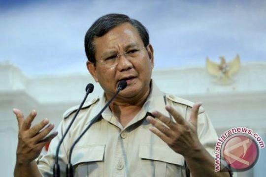 """Prabowo tegaskan jangan ragukan kepemimpinan """"Karsa"""""""