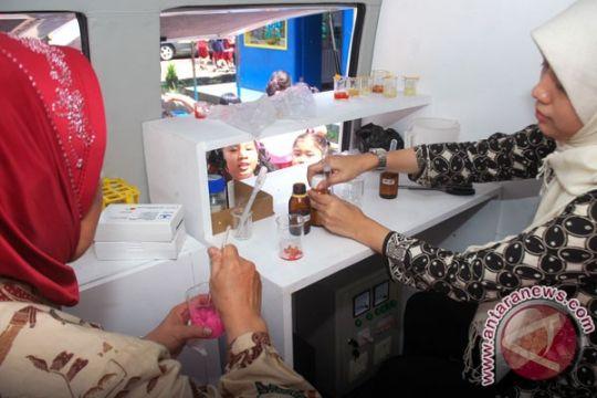 Mobil laboratorium keliling BPOM uji pangan segar