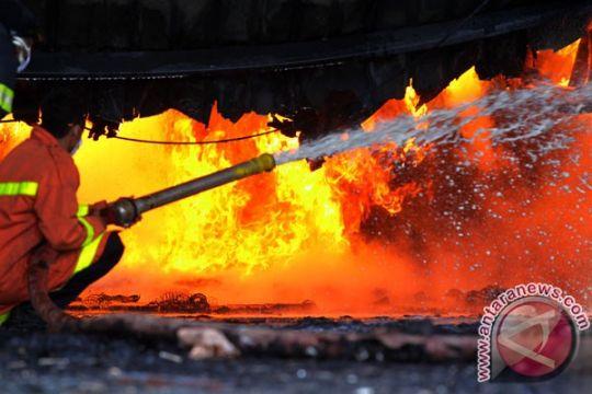 Tiga bocah perempuan tewas dalam kebakaran di Rusia