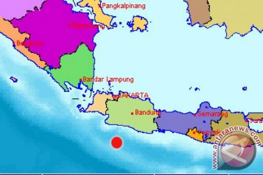 Gempa 5,0 SR guncang Cianjur Jabar