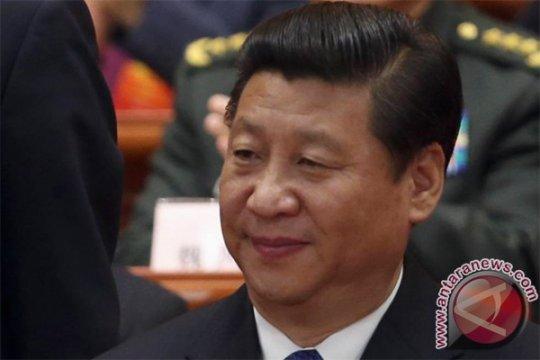 Presiden baru China tegaskan perang terhadap korupsi