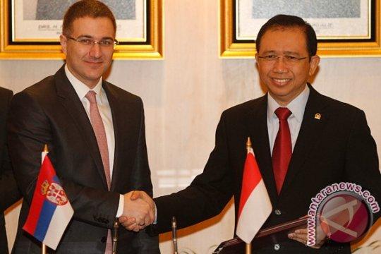DPR tandatangani MoU dengan parlemen Serbia