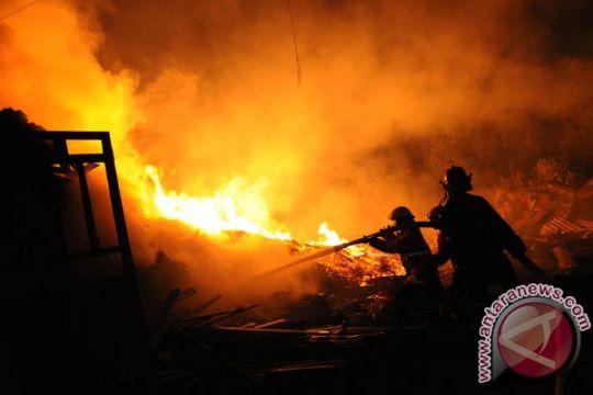 191 kebakaran terjadi di Jakarta selama Januari-Maret