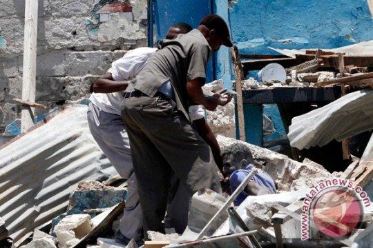 Orang bersenjata serang istana presiden Somalia
