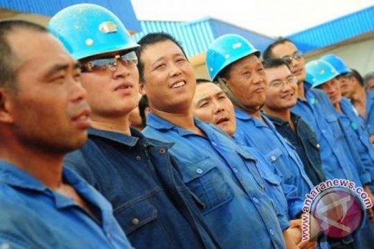 Imigrasi: ratusan pekerja China di proyek PLTU Kalteng legal