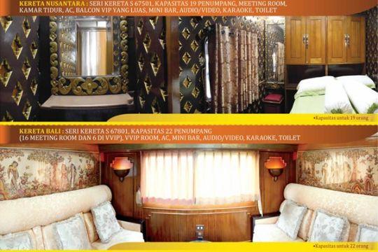Libur lebaran, kereta api wisata Sumbar siap beroperasi