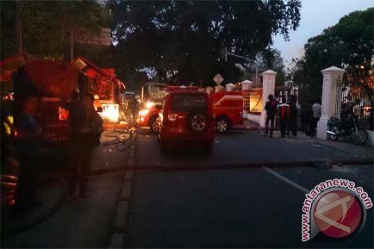 175 personel padamkan api di Setneg