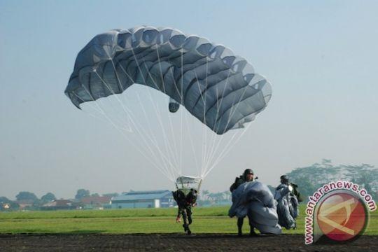 Delapan Pati TNI  jadi warga kehormatan Korpaskhas