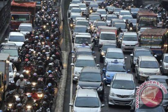 Perencanaan tata ruang lemah akibatkan Jakarta macet