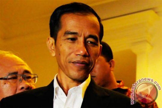"""Jokowi dukung """"aksi bungkam"""" direksi PT MRT"""