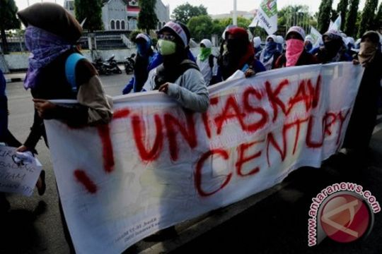 Komisi III minta Bareskrim ambil alih kasus Bank Century