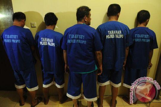 Polisi ringkus tiga lagi pelaku pembakaran di Palopo