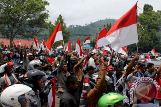 F-PETA minta Presiden batalkan qanun bendera Aceh