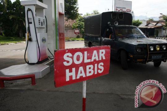 Solar langka, bus Yogyakarta-Banyumas pilih mogok