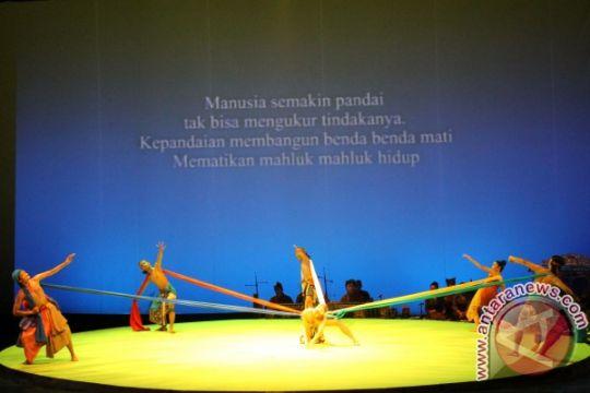 Rahayu Supanggah perkaya diri dengan musik tradisi