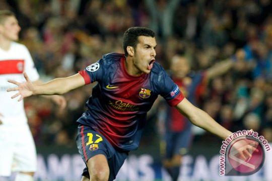 Barcelona lolos meski imbang atas PSG 1-1
