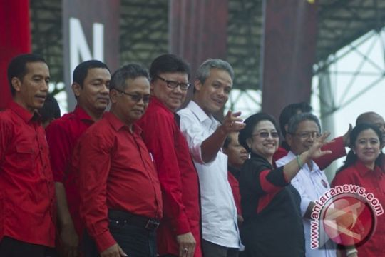 Pencapresan Jokowi naikkan elektabilitas PDIP