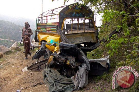 Empat polisi tewas dalam serangan kelompok pecahan Taliban di Pakistan