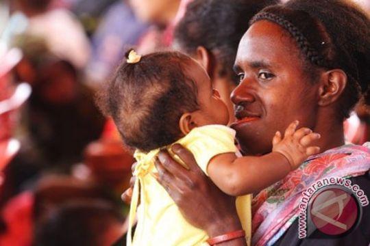 Tingkat kematian ibu melahirkan di Papua tertinggi di Indonesia