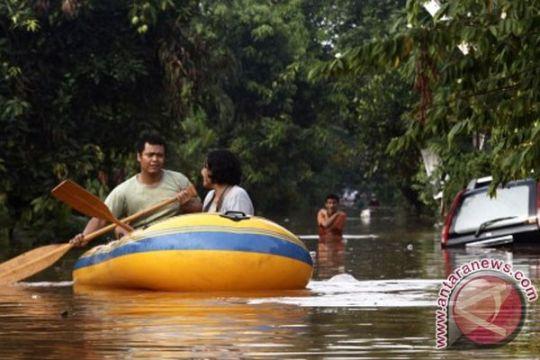Tiga kawasan di timur Bekasi terendam banjir