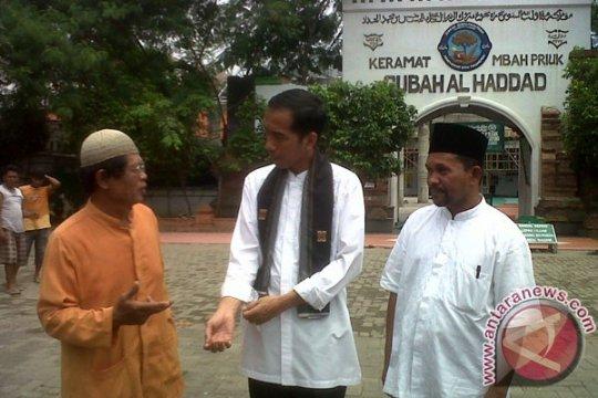Jokowi batal ziarah ke Makam Mbah Priok