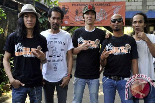 Slank akan kampanye kebersihan Kota Jakarta