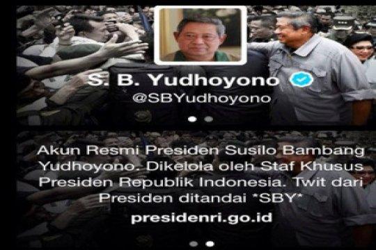 "Khawatir tak lulus, siswa ""mention"" twitter SBY"