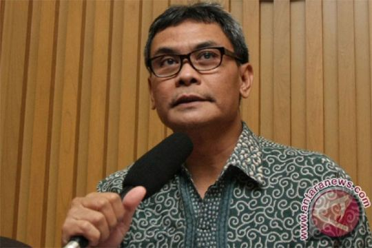 KPK tetapkan mantan ajudan gubernur Rusli Zainal