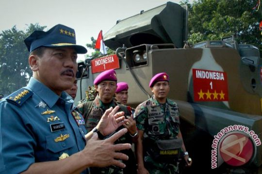 KSAL beri pembekalan 219 calon perwira TNI-AL