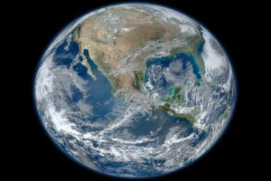Panas inti Bumi bukan 5.000 derajat celcius