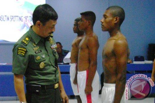 Pelatihan keterampilan kejuruan pemuda kampung di Biak-Papua menjadi prioritas