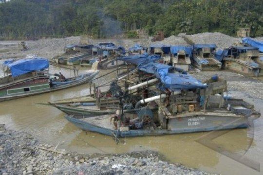 Legislator: Sumbar segera tertibkan tambang emas liar di Solok Selatan