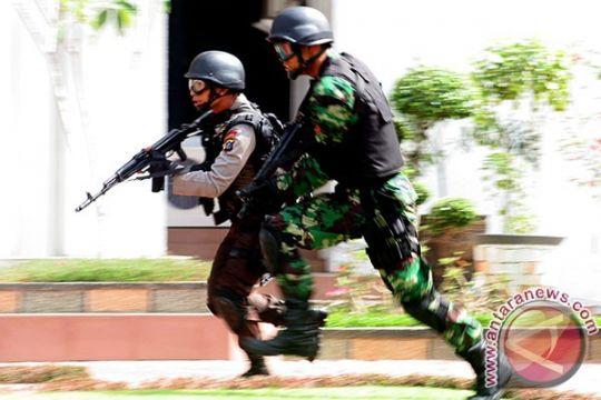 Polisi tangkap satu terduga teroris di Makassar