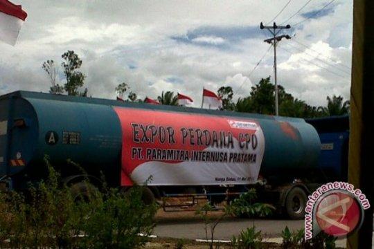 Ekspor CPO Kalbar baru 4 persen dari total produksi