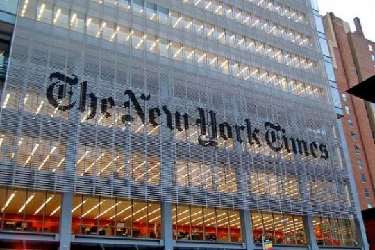 Kiat New York Times sukses beralih dari cetak ke koran digital